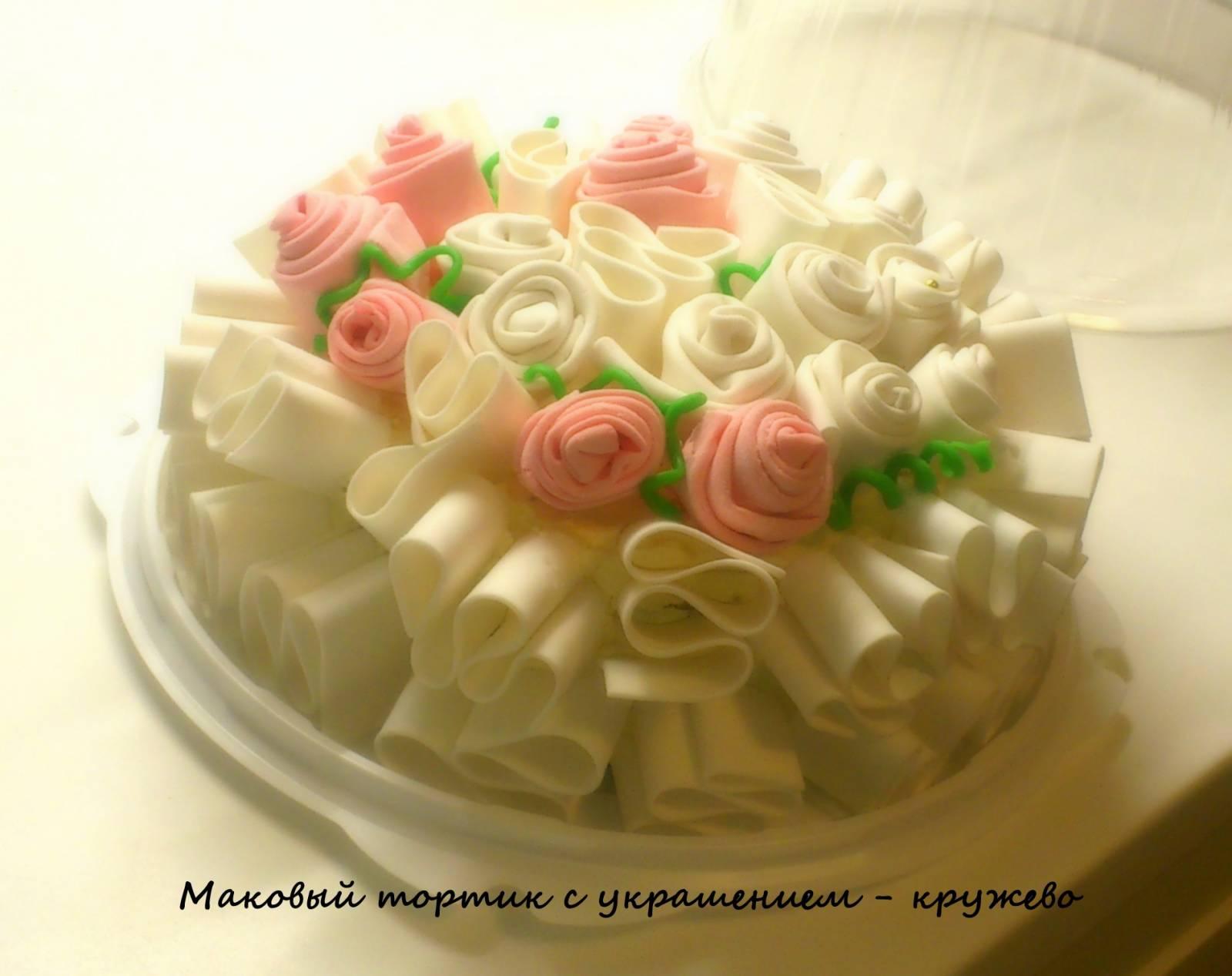 Рецепт: Рецепт крема для украшения тортов - все рецепты России 41